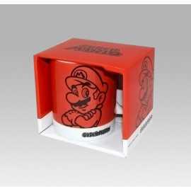 Caneca Super Mario Modelo Mario