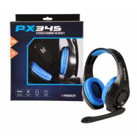 Auscultadores Gaming PX-345 PS3 / PC