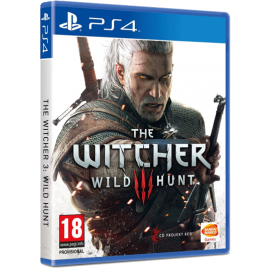 The Witcher 3: Wild Hunt (Seminovo) PS4
