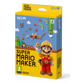 Super Mario Maker Wii U + Artbook