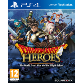 Dragon Quest Heroes DayOne Edition PS4