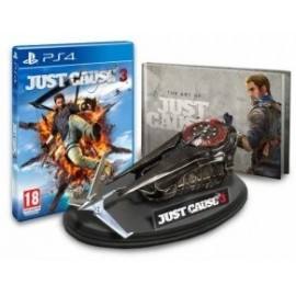 Just Cause 3 Collectors Edition PS4