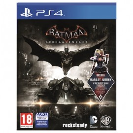 Batman Arkham Knight (Seminovo) PS4