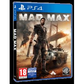 Mad Max (Seminovo) PS4
