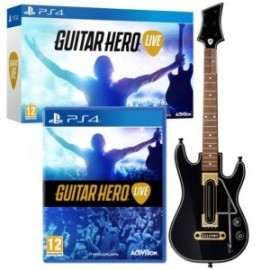 Guitar Hero Live PS4 (Incluí Guitarra)