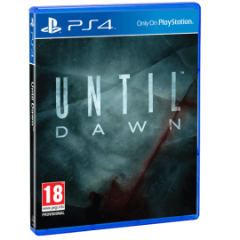 Until Dawn (Em Português) (Seminovo) PS4