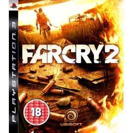 Far Cry 2 (Seminovo) PS3