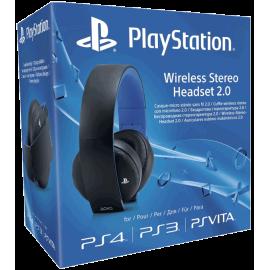 Wireless Stereo Headset 2.0 (PS4, PS3, PSVita, PC, MAC)