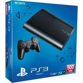 Consola PS3 Super Slim 500GB( Seminovo)