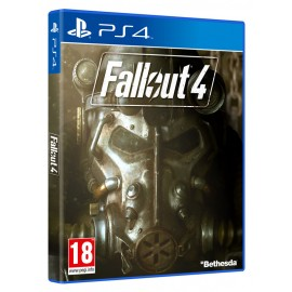 Fallout 4 (Seminovo) PS4