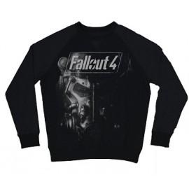 Camisola Fallout 4 Black Tamanho L
