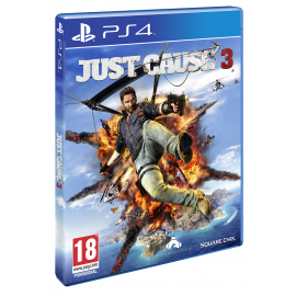 Just Cause 3 (Em Português) (Seminovo) PS4