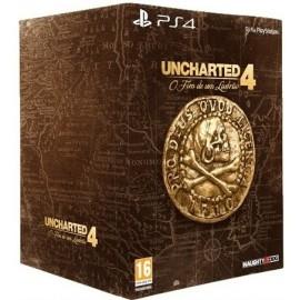 Uncharted 4 A Thief's End (Tot. em Português) Libertalia Collectors Edition PS4