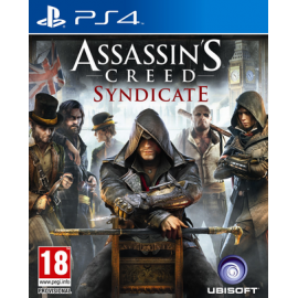 5278 - Assassin's Creed Syndicate PS4-5278