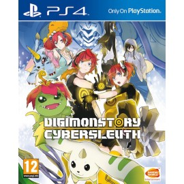 DIGIMON Story: Cyber Sleuth DayOne Edition PS4
