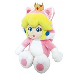 Peluche Cat Peach 22 cm