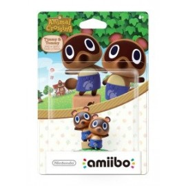 Figura Animal Crossing Timmy & Tommy Amiibo