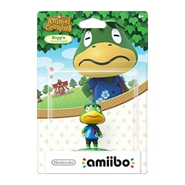 Figura Animal Crossing Kapp'n Amiibo