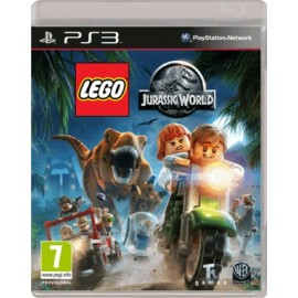 LEGO Jurassic World (Seminovo) PS3