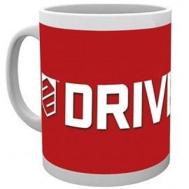 Caneca Drive Club Logo Red