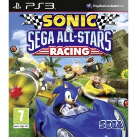 Sonic Sega All-Stars Racing (Seminovo) PS3