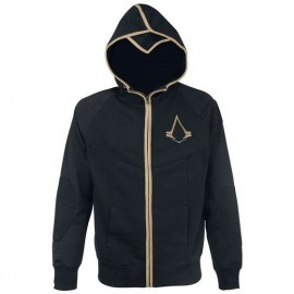 Casaco Assassin's Creed Syndicate Black Tamanho XL