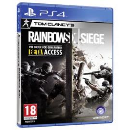 Rainbow Six Siege (Seminovo) PS4