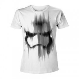 T-shirt Star Wars Faded Stormtrooper Tamanho S