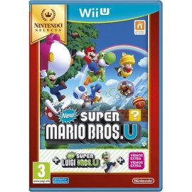 New Super Mario Bros U Nintendo Selects Wii U