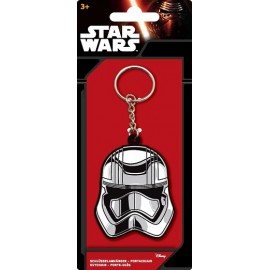 Porta-Chaves Star Wars Episode VII: Captain Phasma Rubber