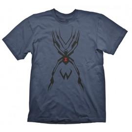 T-shirt Overwatch Widowmaker Tattoo Tamanho M