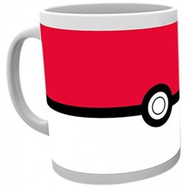 Caneca Pokemon Pokeball