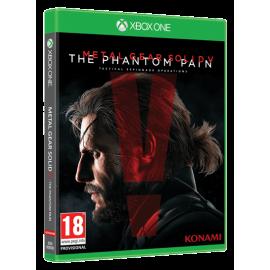 Metal Gear Solid V The Phantom Pain (Seminovo) Xbox One