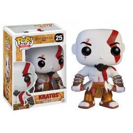 Pop God of War Kratos