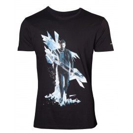 T-shirt Quantum Break Box Art Tamanho M
