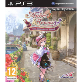Atelier Rorona: The Alchemist of Arland PS3