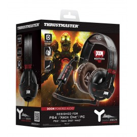 Thrustmaster Y-300CPX DOOM Edition Headset PS4/Xbox One/ PS3/Xbox 360/ PC