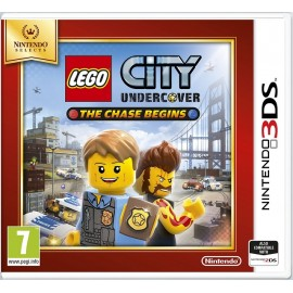 Lego City Undercover: The Chase Begins Nintendo Selects 3DS