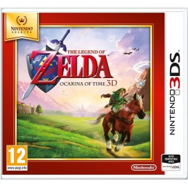 The Legend of Zelda: Ocarina of Time Nintendo Selects 3DS