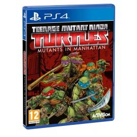 TMNT: Mutants in Manhattan PS4