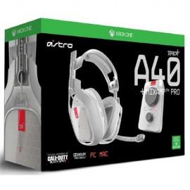 Auscultadores Astro A40 + MixAmp TR Branco