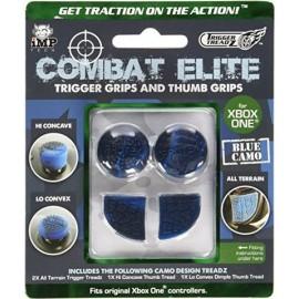 Trigger Treadz Combat Elite Camo Azul Xbox One