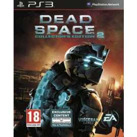Dead Space 2 Collector's Edition (Seminovo) PS3