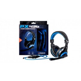 Auscultadores Gaming PX-435 PS4