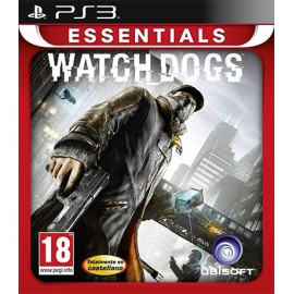Watch Dogs (Em Português) Essentials PS3