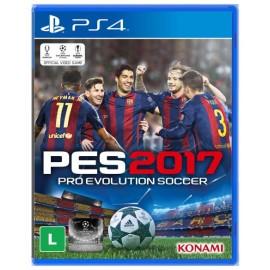 PES 2017 Pro Evolution Soccer 2017 (Seminovo) PS4