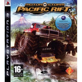 MotorStorm® Pacific Rift (Seminovo) PS3