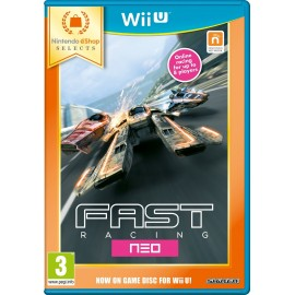 Fast Racing NEO Nintendo E-Shop Selects Wii U
