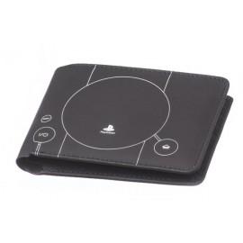 Carteira Playstation One Preta