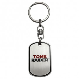 Porta-chaves Tomb Raider